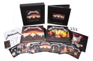 """Metallica uudelleenjulkaisee """"Master Of Puppetsin"""" – mukana ennen julkaisematonta musiikkia"""