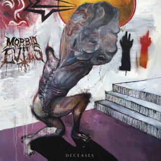 Morbid Evils jakaa tuskaisia tarinoita kuolemasta Deceases levyllään