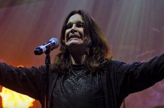 """Ozzy Osbournelta rehellistä puhetta: """"En usko koskaan jääväni eläkkeelle"""""""