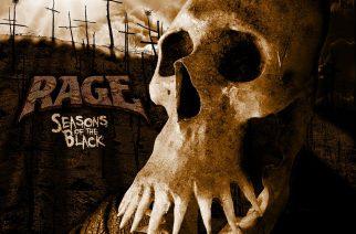 """Tahtia ei hidasteta – Näytössä teutoniyhtye Ragen uusin kokopitkä """"Seasons of the Black"""""""