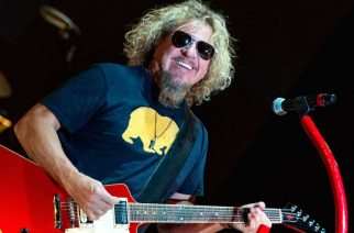 Sammy Hagar tahtoisi jälleen kiertueelle Van Halenin kanssa?