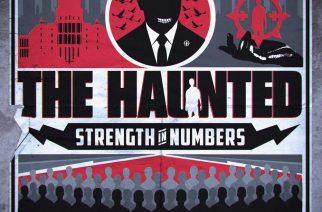 """The Haunted – """"Strength in Numbers"""": Samaa tykitystä hyvässä sekä huonossa"""
