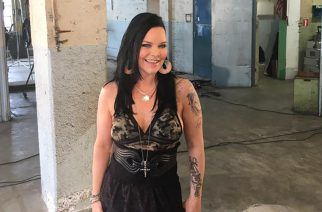 Anette Olzon, The Dark Element -facebook kuva