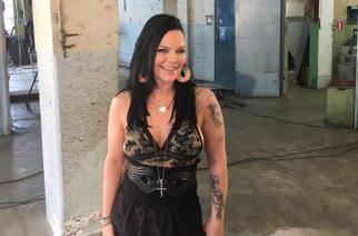 Anette Olzon, The Dark Element -facebook kuva
