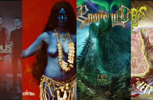Viikon 33/2017 parhaat biisit – mukana mm. Ensiferum, The Haunted, Wöyh! ja Cannabis Corpse