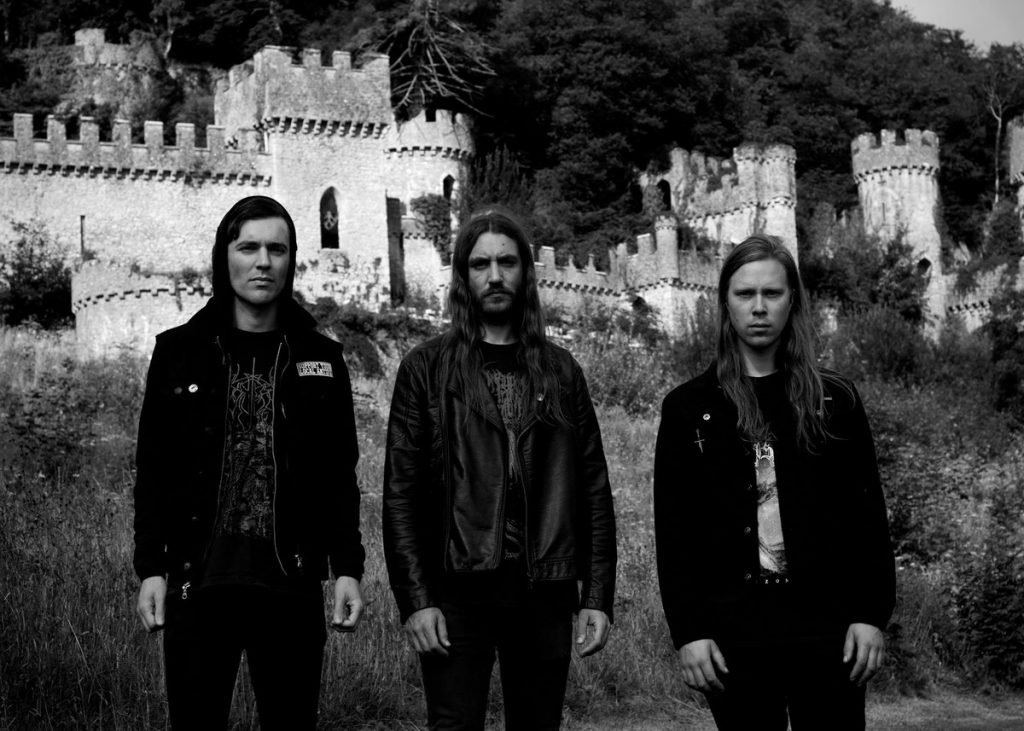 Prosthetic Records kiinnitti brittiläisen black metal -yhtye Dawn Ray'din