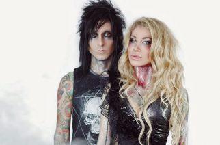 Black Veil Bridesin Jake Pittsin ja hänen vaimonsa luotsaama Aelonia julkaisi debyytti-singlensä