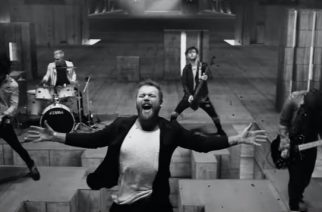 """Asking Alexandria  julkaisi syvällisen animaatiovideon """"Vultures""""-kappaleestaan"""