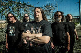 Cannibal Corpse tarjoilee taatun selkäsaunan tuoreen albuminsa nimikkokappaleella