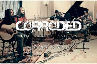 Corrodedin uusi EP kuunneltavissa kokonaisuudessaan