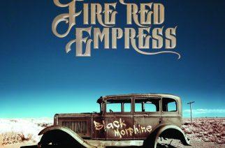 """Fire Red Empress tarjoilee debyytillään """"Black Morphine"""" radiorockhöysteistä stoneria ja mieletöntä naisvokalisointia"""