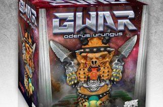Uutta albumiaan valmisteleva Gwar julkaisee edesmenneestä Oderus Urunguksesta figuurin