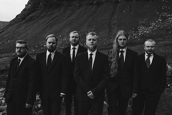 """Hamferð julkaisi uuden videon kappaleelle """"Frosthvarv (Live in the Eysturoy Tunnel)"""""""