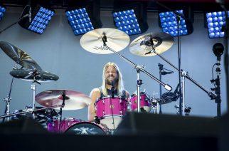 """Foo fighters-rumpali Taylor Hawkins nykypopista ja EDM:stä: """"Minusta se on masentavaa"""""""