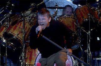 """Iron Maidenin tulevalta kiertuevideolta maistiainen: Katso """"Speed of Light"""" -kappaleen vauhdikas esitys"""
