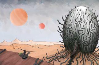 """Painilta kaiken kaikkiaan 300 työtuntia ottanut animoitu musiikkivideo """"Absinthe-Phoenix Rising"""" -kappaleesta: upea lopputulos nähtävissä"""
