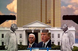 """Superkokoonpano Prophets of Rage kertoo oman mielipiteensä Donald Trumpista tuoreella """"Hail to the Chief"""" -musiikkivideollaan"""