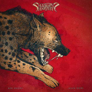 """Kun ajattomuus kohtaa Missourin rosoisen rockin – arviossa Shaman's Harvestin """"Red Hands Black Deeds"""""""