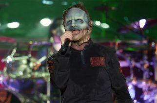 """Corey Taylor: """"Slipknotin uusi albumi pyritään julkaisemaan kesällä, minkä myötä suuntaamme kiertueelle"""""""