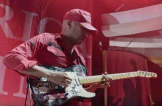 """Tom Morello Audioslaven kariutuneista keikkasuunnitelmista: """"Kuulostaa hyvältä, muttei onnistu enää"""""""