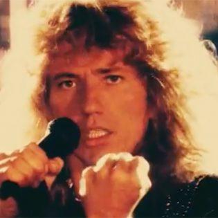 """Whitesnake julkaisi uuden musiikkivideon """"Here I Go Again""""-hitistään"""