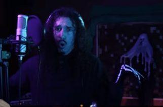 Slayer, Rob Zombie ja Type O Negative Painajainen ennen joulua -tyyliin