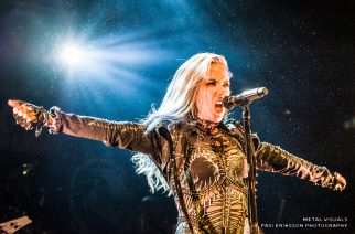 Arch Enemy The Circus 01102017