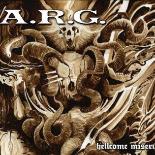 Murskaa mullasta maan – A.R.G. / Worthless: Hellcome Misery / Chaotic Nausea