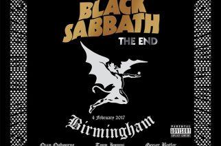 """Black Sabbath julkaisee """"The End"""" -livetallenteen marraskuussa, tiedot julki"""