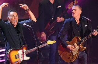 Bruce Springsteen ja Bryan Adams (©Samir Hussein/WireImage)
