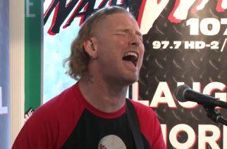 """Corey Taylor jakoi coverinsa Tom Pettyn kappaleesta """"You Got Lucky"""" juuri edesmenneen rokkarin kunniaksi"""