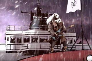 """Deep Purple, """"The Surprising""""-kappaleen musiikkivideo"""