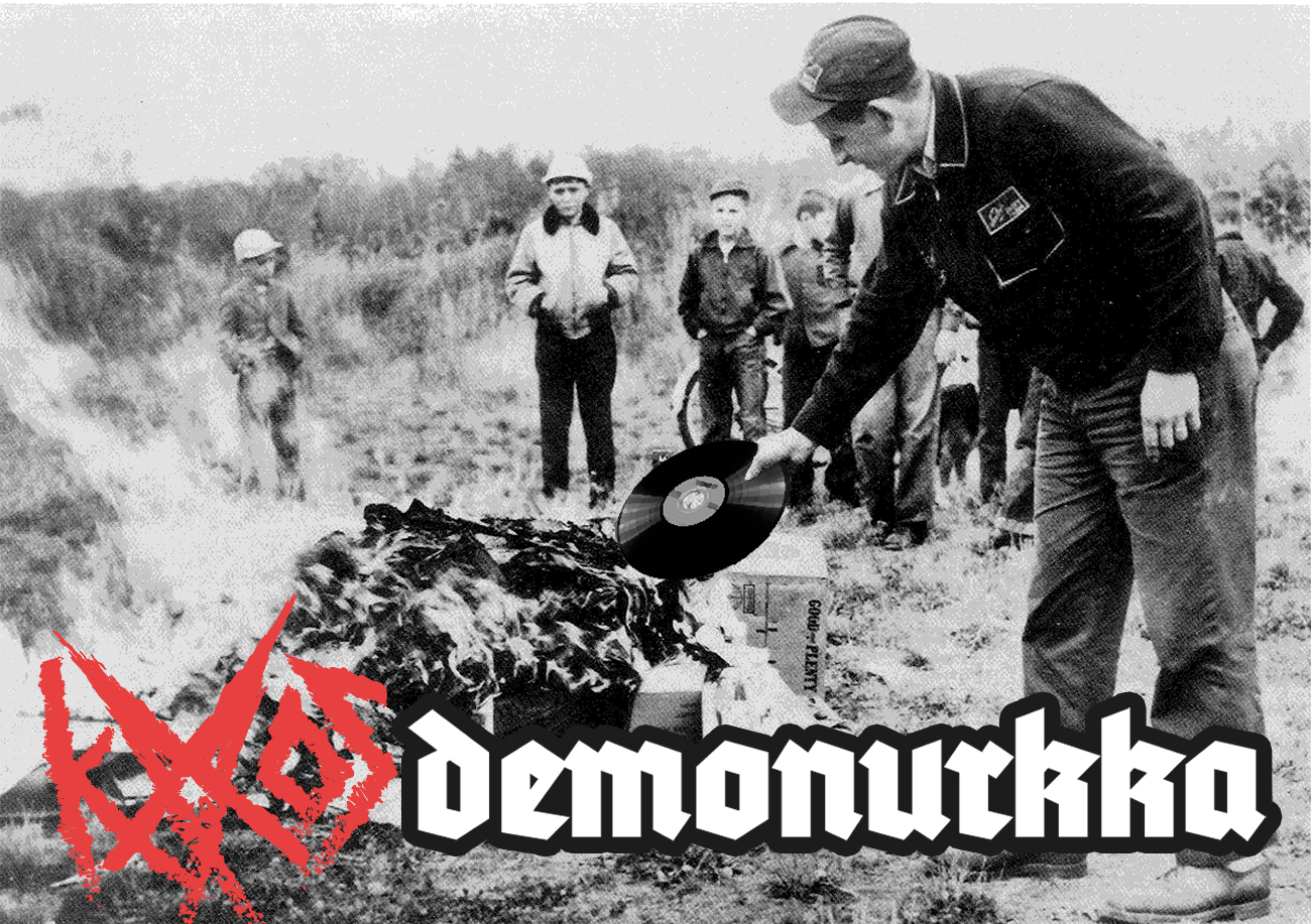 Demonurkka vol. 112 (vko 45/2018)