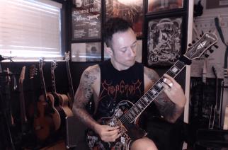 """Triviumin Matt Heafy julkaisi akustisen version Gojiran kappaleesta """"Silvera"""""""