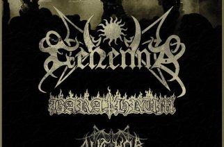 Norjalainen Gehenna tuo mustan messunsa Suomeen helmikuussa