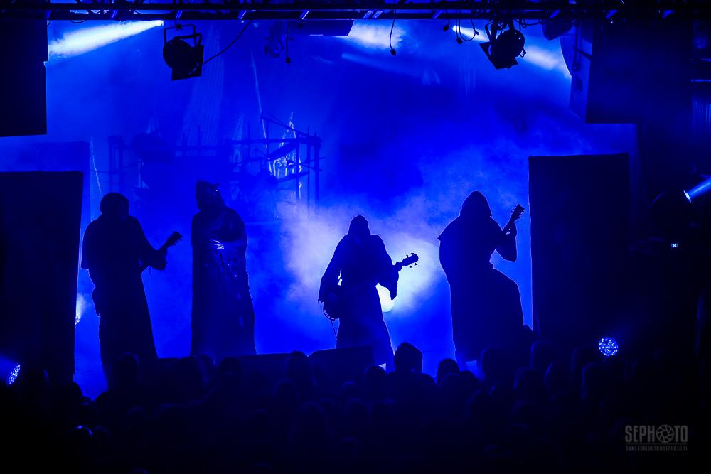 Mayhemin basisti kertoo harkinneensa Euronymouksen surmaamista