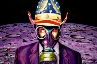 """Galactic Cowboys : """"Long Way Back To The Moon"""" – Houstonin melo-thrashaajat laskeutuvat kiertoradaltaan"""