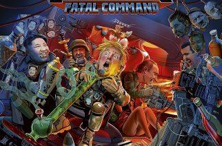 Schmier ja kumppanit jyräävät taas – arviossa Pänzerin toinen kokopitkä, Fatal Command