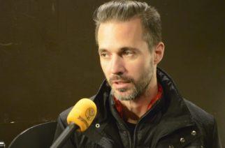 """Papa Roachin Jerry Horton KaaosTV:lle: """"Meillä on valmiina jo kosolti materiaalia seuraavaa albumiamme varten"""""""
