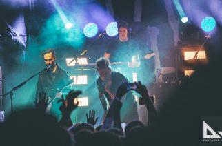 Papa Roach @ The Circus, Helsinki 2017, Kuva AJ Johansson