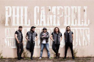 Phil Campbell & The Bastard Sonsin uusi kappale kuunneltavissa