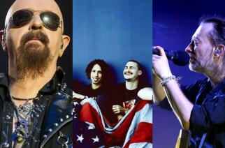 Vuoden 2018 Rock 'n' Roll Hall of Fame -ehdokkaat julkistettu: mukana mm. Judas Priest, Radiohead, Rage Against The Machine ja Bon Jovi