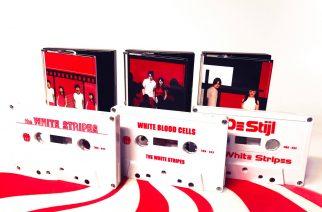 The White Stripes julkaisee kolme ensimmäistä albumiaan uudelleen kasettina