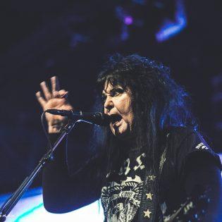 35 vuotta heavy metalin ilosanomaa: haastattelussa Suomessa kolme loppuunmyytyä keikkaa soittaneen W.A.S.P.-yhtyeen Blackie Lawless