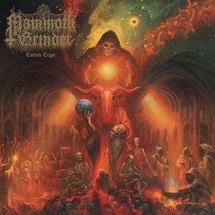"""Viihdyttävää, mutta yllätyksetöntä kuolonmetallia – arviossa Mammoth Grinderin neljäs studioalbumi """"Cosmic Crypt"""""""