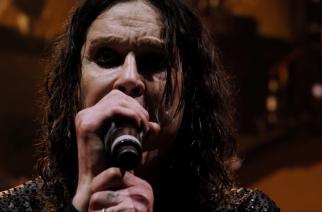 """Black Sabbathin """"The End""""-DVD:ltä julkaistiin livevideo legendaarisesta """"Iron Man""""-kappaleesta"""