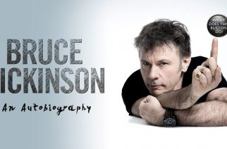 Luukku 1: Bruce Dickinson