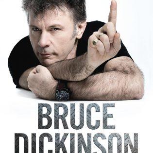 """Värikäs ja innostava elämys – arviossa Bruce Dickinsonin omaelämäkerta """"What Does This Button Do?"""""""