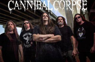Lauantainen turpasauna: Cannibal Corpsen uusi albumi kuunneltavissa