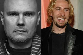 """Smashing Pumpkinsin Billy Corgan puolustaa Nickelbackia: """"Chad Kroeger on loistava lauluntekijä"""""""